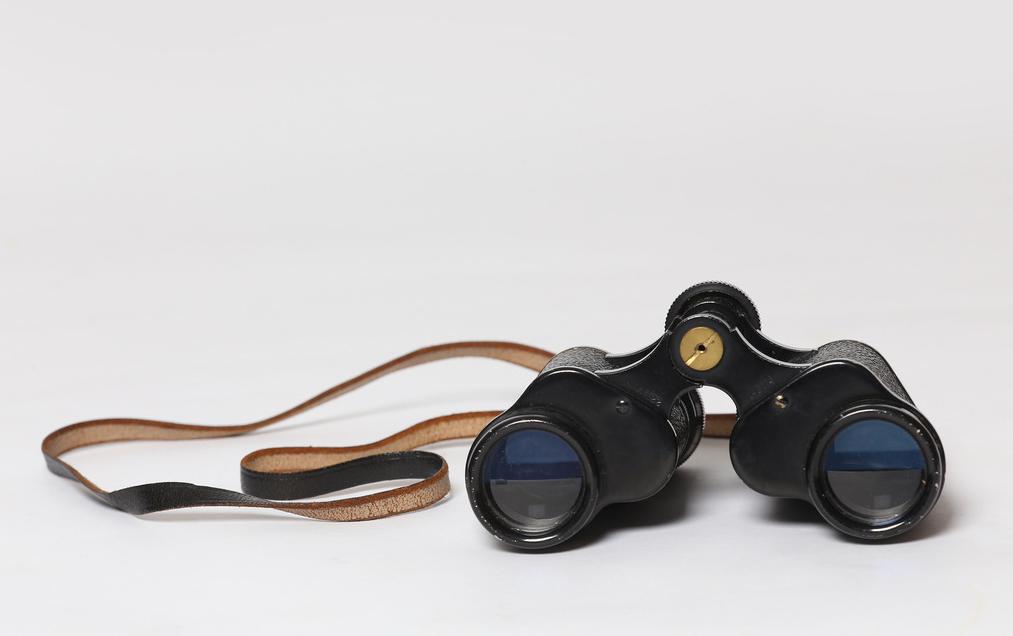 国产军用望远镜插图