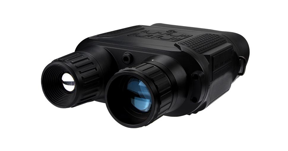 优惠|美可瑞红外线双筒数码夜视仪,无光可视插图(1)