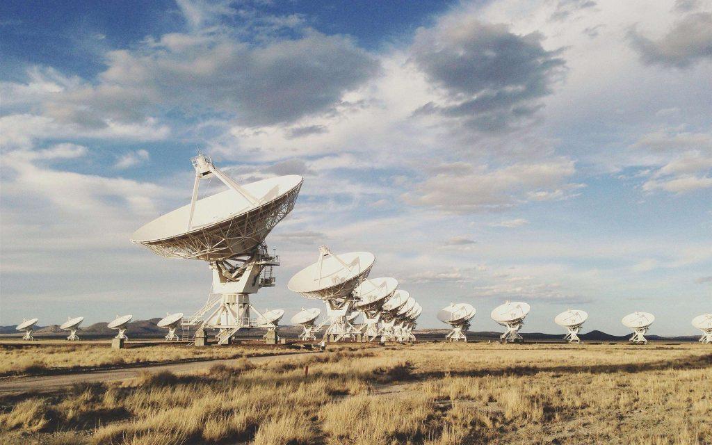 射电望远镜插图