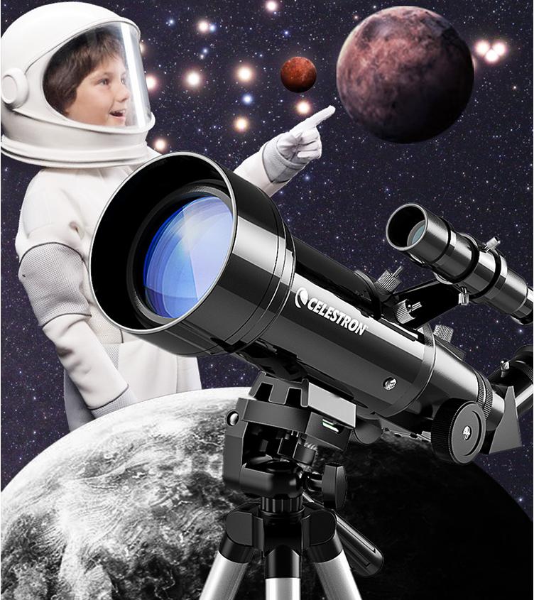 优惠券 星特朗(CELESTRON)天文望远镜70400插图