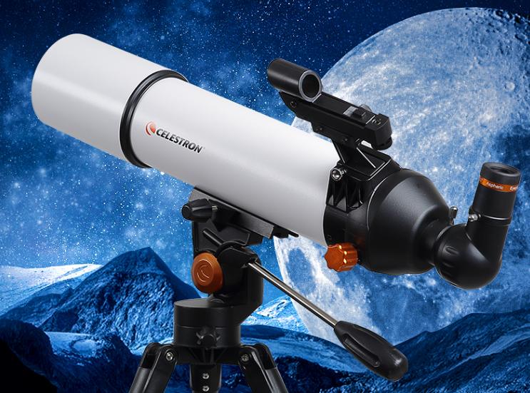 100元优惠券 星特朗(CELESTRON)天秤805专业观星天文望远镜插图(4)