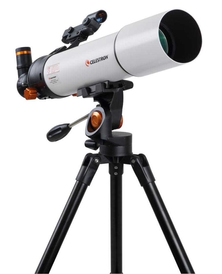 100元优惠券 星特朗(CELESTRON)天秤805专业观星天文望远镜插图(2)