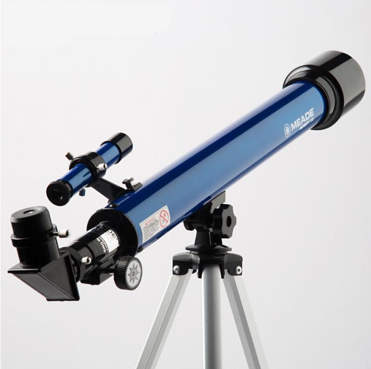 米德(MEADE)天文望远镜 新年礼物 50AZ 入门级 204元包邮