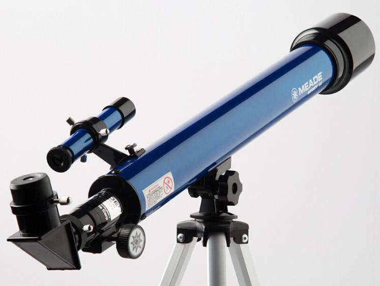 米德(MEADE)天文望远镜 新年礼物 50AZ 入门级